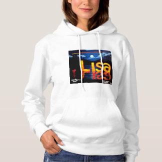リサのためのTシャツ パーカ