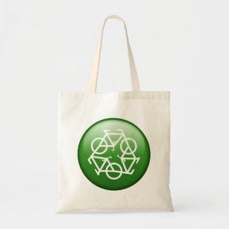 リサイクルして下さい トートバッグ