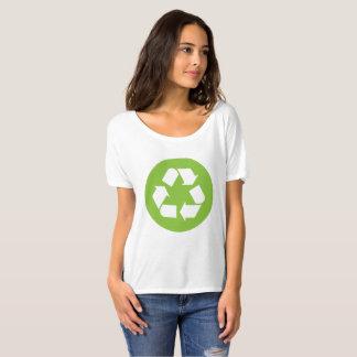 """""""リサイクルします"""" Tシャツ"""