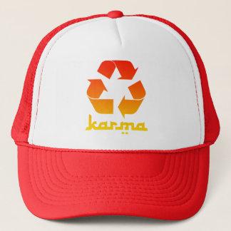 リサイクルのカルマ キャップ