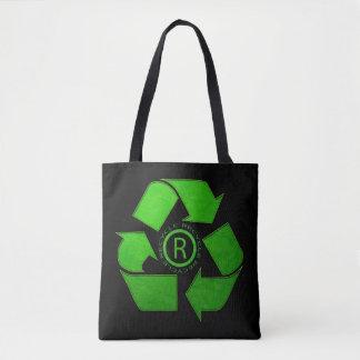 リサイクルのロゴ トートバッグ