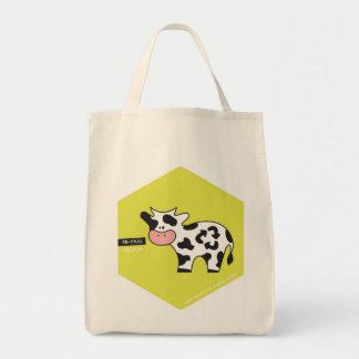 リサイクルの再muuバッグ トートバッグ