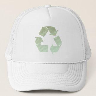 リサイクルの環境にやさしいことをしよう キャップ