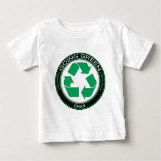 リサイクルオマーン ベビーTシャツ