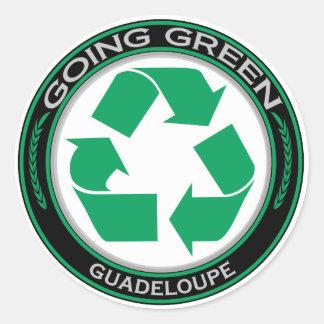 リサイクルグアダループ ラウンドシール