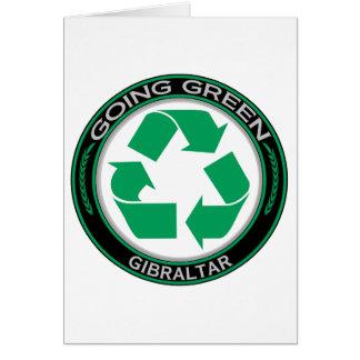 リサイクルジブラルタル カード