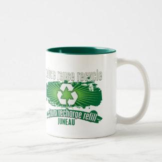 リサイクルジュノー ツートーンマグカップ