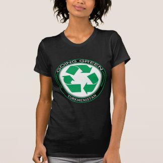リサイクルタキマンニスタン Tシャツ