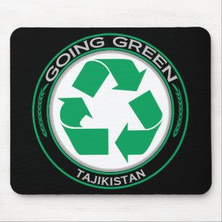 リサイクルタジキスタン マウスパッド