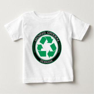 リサイクルデンマーク ベビーTシャツ