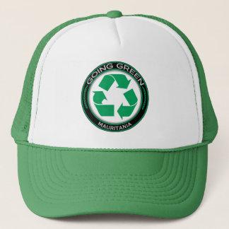 リサイクルモーリタニア キャップ