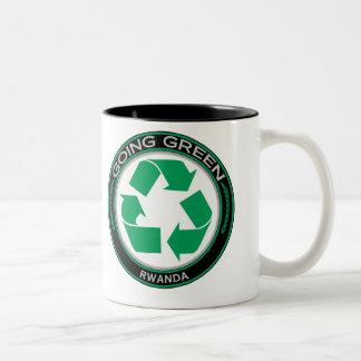 リサイクルルワンダ ツートーンマグカップ