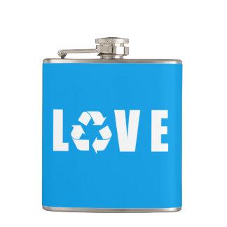 リサイクル愛 フラスク