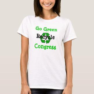 リサイクル議会 Tシャツ