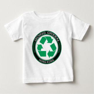 リサイクル香港 ベビーTシャツ