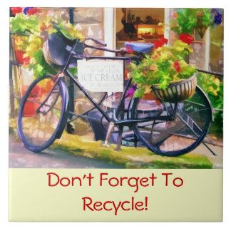 リサイクル タイル