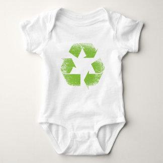 リサイクル ベビーボディスーツ
