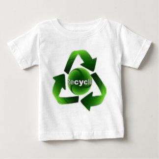 リサイクル ベビーTシャツ