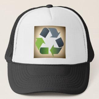リサイクル#1 キャップ