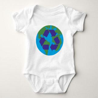 リサイクルColor.png ベビーボディスーツ