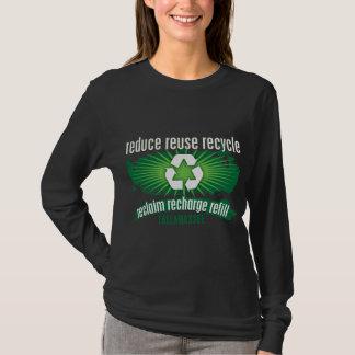 リサイクルTallahassee Tシャツ