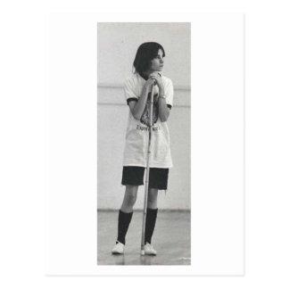"""リサジェーン映画""""スマイル""""からの1975年、 ポストカード"""