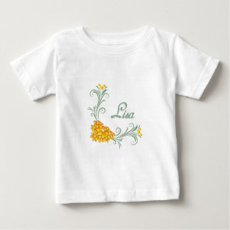 リサ ベビーTシャツ