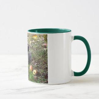 リスおよびStellerジェイ動物のマグ マグカップ