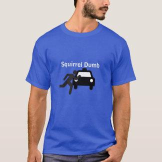 リスのばか Tシャツ