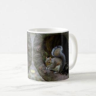 リスのマグ コーヒーマグカップ