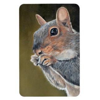リスの近い上り動物の芸術の磁石 マグネット