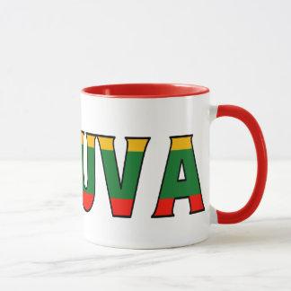 リスアニアのコーヒーカップ マグカップ