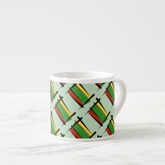 リスアニアのブラシの旗 エスプレッソカップ