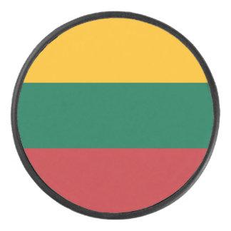 リスアニアの旗 アイスホッケーパック