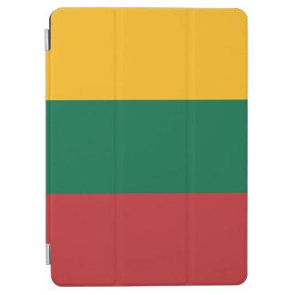 リスアニアの旗 iPad AIR カバー