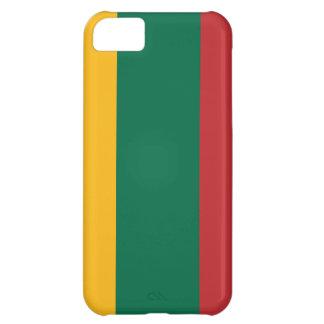 リスアニアの旗 iPhone5Cケース