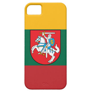 リスアニアの旗 iPhone SE/5/5s ケース