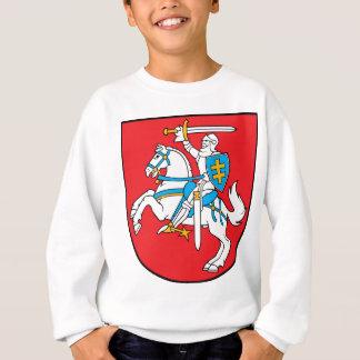 リスアニアの紋章-紋章付き外衣- Lietuvos Herbas スウェットシャツ