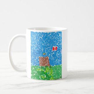リスアニアへようこそ! コーヒーマグカップ