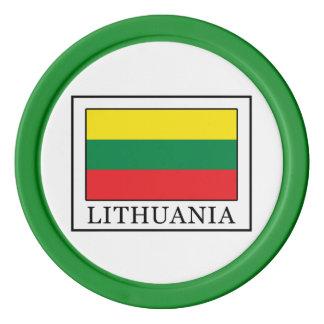 リスアニア ポーカーチップ