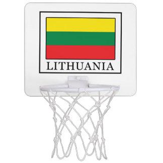 リスアニア ミニバスケットボールゴール