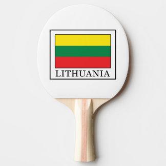 リスアニア 卓球ラケット