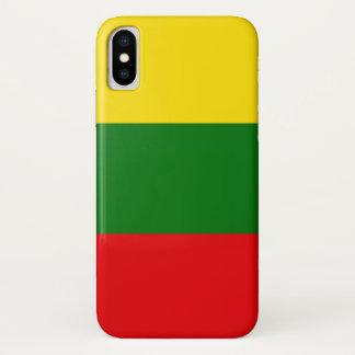 リスアニア iPhone X ケース