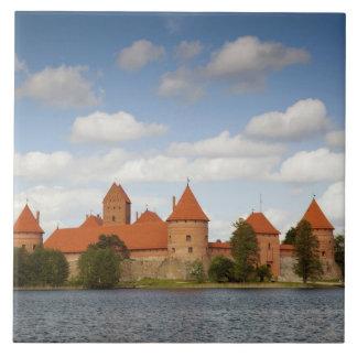 リスアニア、TrakaiのTrakaiの歴史的国民2 タイル