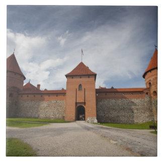 リスアニア、TrakaiのTrakaiの歴史的国民4 タイル