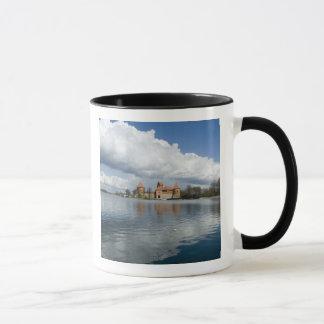 リスアニア、Trakai。 島の城 マグカップ