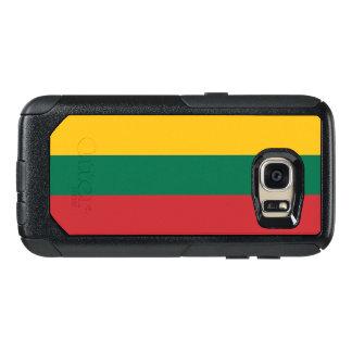 リスアニアSamsungのオッターボックスの場合の旗 オッターボックスSamsung Galaxy S7ケース