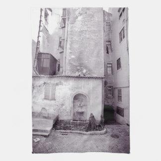 リスボンの台所タオルの中庭 台所タオル