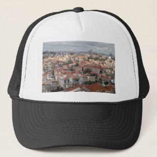 リスボンの屋上のスカイライン キャップ