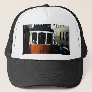 リスボンの市街電車 キャップ